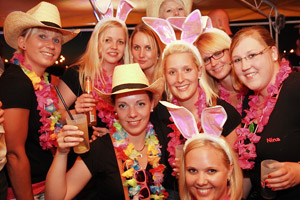 Single party schiff hamburg